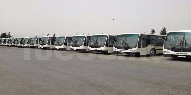 تعزيز أسطول النقل ب20 حافلة (صور)
