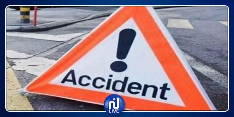 مدنين : إصابة 5 أشخاص في حادث مرور