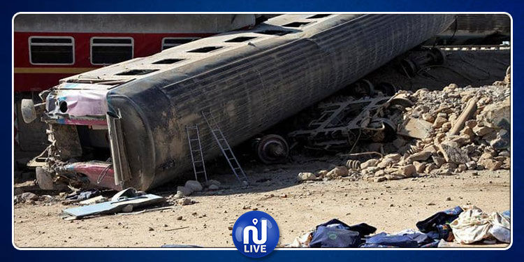 إيران: قتلى وجرحى بسبب خروج قطار عن السكة