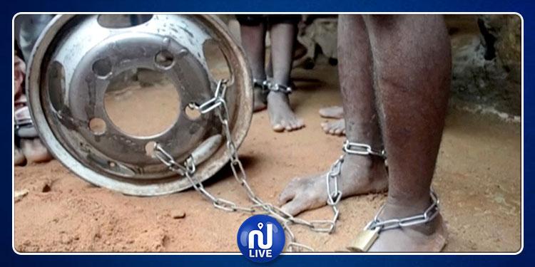 نيجيريا:  إنقاذ 300 تلميذ تعرضوا للتعذيب والاغتصاب في مدرسة إسلامية (صور)