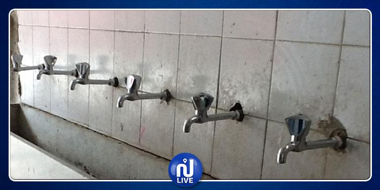 القصرين: غياب الماء الصالح للشرب يتسبب في تعطل الدروس بمدرسة 'الفرش'