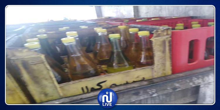 القيروان: حجز 1800 لتر من الزيت النباتي المدعم