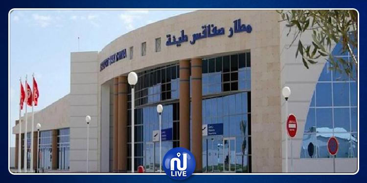 مطار صفاقس: قائد طائرة تابعة للخطوط التونسية يرفض مواصلة الرحلة إلى توزر