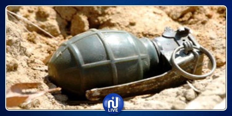 سيدي بوزيد: العثور على قذيفة حربية تعود إلى الحرب العالمية