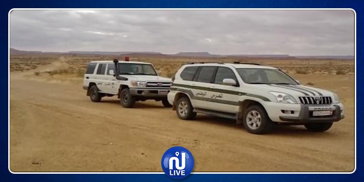 القصرين: ضبط 03 أشخاص بصدد اجتياز الحدود الجزائرية التونسية خلسة