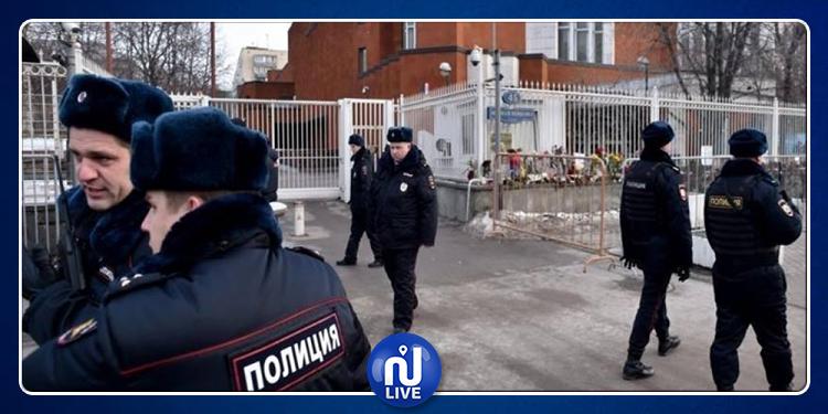 مقتل سبعة أشخاص في عملية اطلاق نار داخل ثكنة عسكرية في روسيا