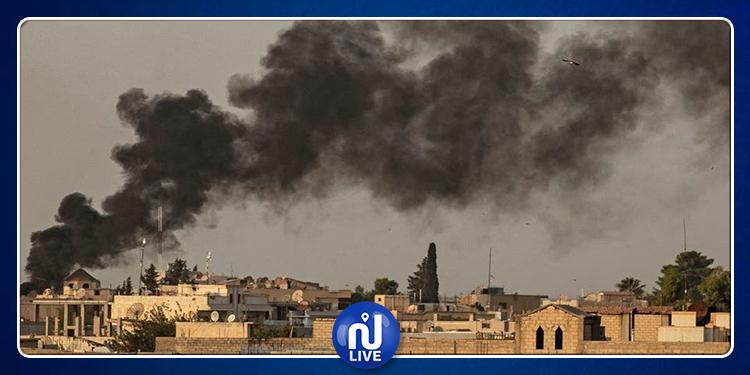 رغم الاتفاق التركي الأمريكي..  القوات التركية تجدّد قصفها على رأس العين بسوريا