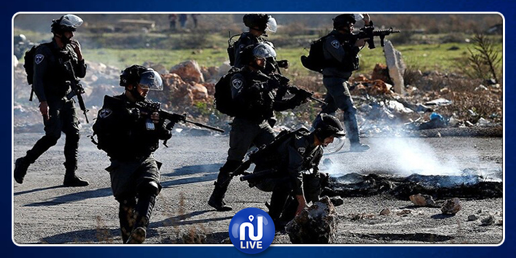 إصابة عشرات الفلسطينيين في مواجهات مع جيش الاحتلال