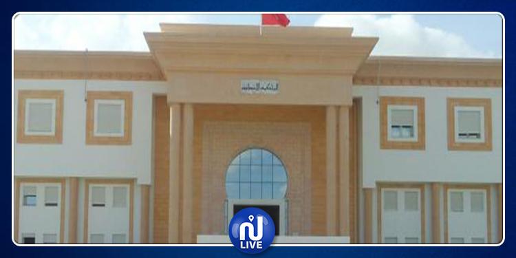 سيدي بوزيد: القبض على شخص حاول التسلّل ليْلا إلى مقر المحكمة