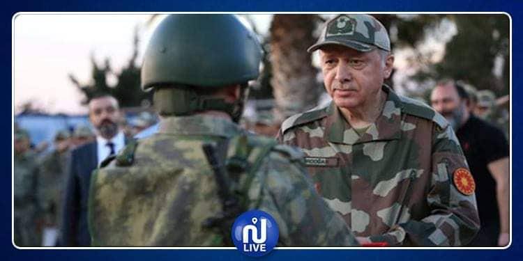 الإدارة الذاتية الكردية تتهم تركيا باستخدام أسلحة محرمة دوليا
