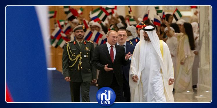 صفقات جديدة بين روسيا والإمارات بقيمة 1.4 مليار دولار