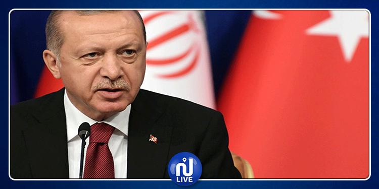 أردوغان يتهم الدول الغربية بالكذب