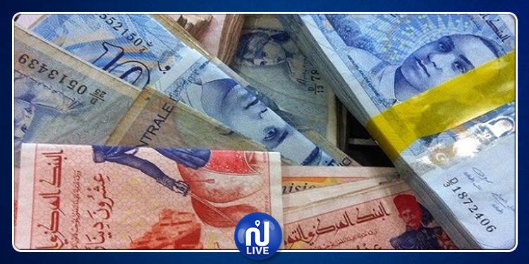 سيدي بوزيد: حجز 200 ألف دينار داخل سيارة عامل يومي