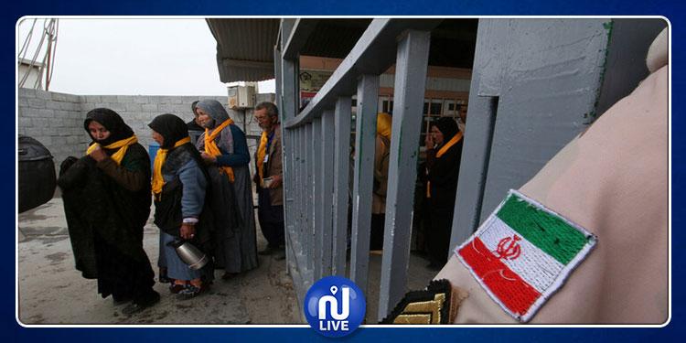 إيران تغلق معبرين حدوديين مع العراق