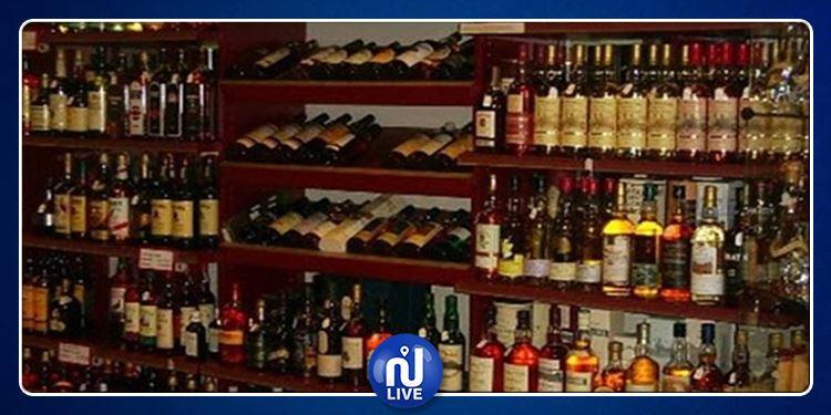 الناظور: حجز شاحنة محملة بكمية هامة من المشروبات الكحولية الفاخرة