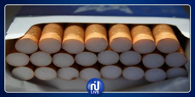 سوسة: حجز 3500 علبة سجائر مهربة