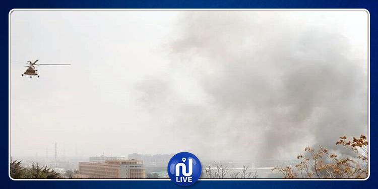 أفغانستان: مقتل 7 من القوات الأمنية اثر تحطم مروحية