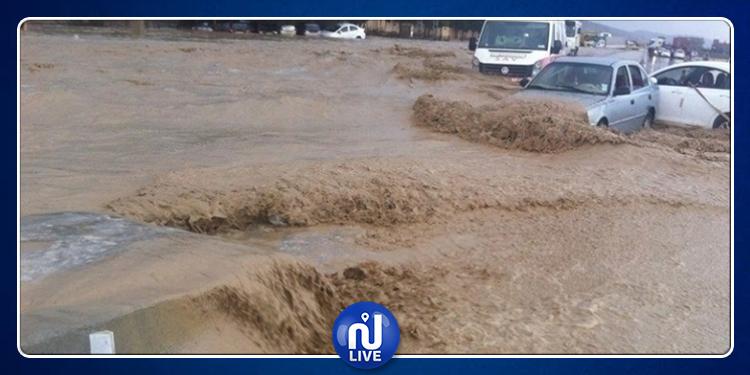 المنستير: تسجيل 16 عمليّة ضخ لمياه الأمطار وإزاحة 8 عربات