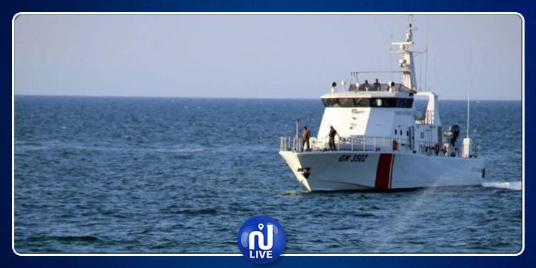 احباط 4 عمليات اجتياز للحدود البحرية خلسة