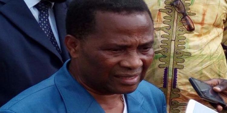 Boxe  : Bayor, président de la Confédération africaine suspendu trois ans
