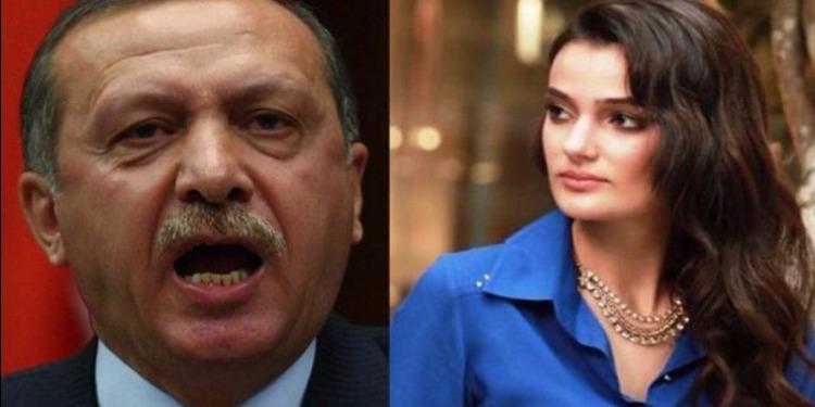 سجن ملكة جمال تركيا إذا أهانت أردوغان مجددا