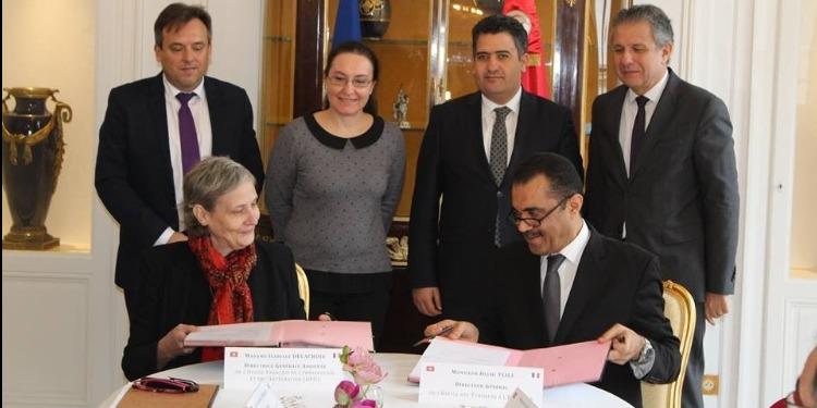 توقيع اتفاقية شراكة بين ديوان التونسيين بالخارج والديوان الفرنسي للهجرة والإدماج