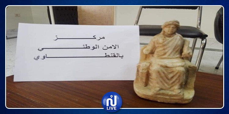 سوسة : ايقاف منجَم معروف بتهمة تجارة المنقولات الأثرية(صور)