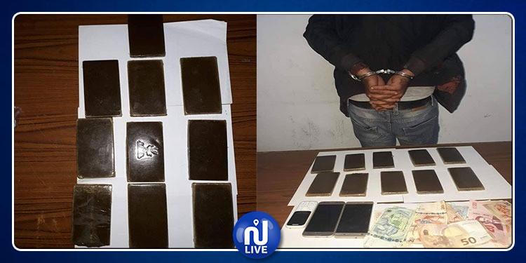 جرجيس: القبض على مروجي مخدرات وحجز صفائح 'زطلة'