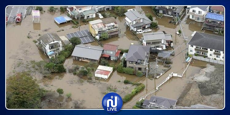 اليابان: 10 قتلى و3 مفقودين جرّاء الأمطار