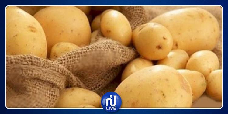بنزرت:حجز 70 طنا من البطاطا وإعادة ضخها في الأسواق
