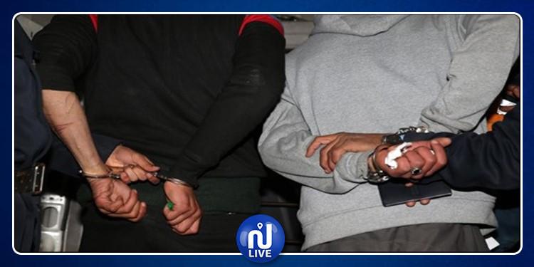 شرطة النجدة تلقي القبض على شخصين بمحطة 'اللواج' بسوسة