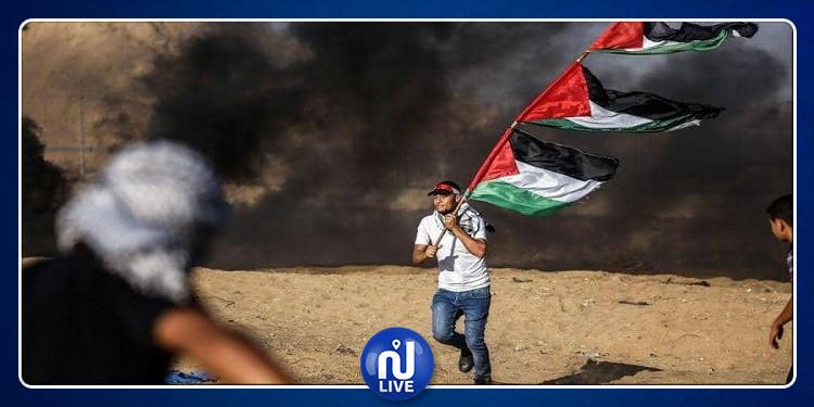 غزة: استشهاد فلسطيني برصاص جيش الاحتلال