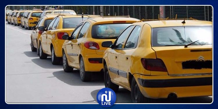 جندوبة: وقفة إحتجاجية  لسواق سيارات التاكسي أمام مقر الولاية