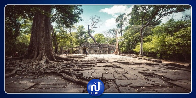 اكتشاف مدينة مفقودة مخفية تحت غابة كمبودية