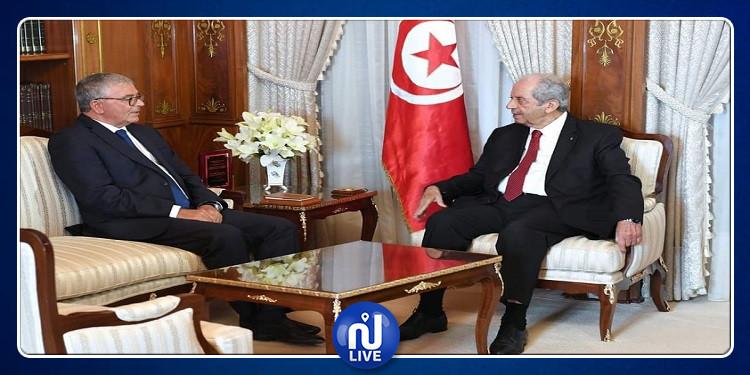 مساهمة المؤسسة العسكرية في تأمين الانتخابات محور لقاء الزبيدي ومحمد الناصر