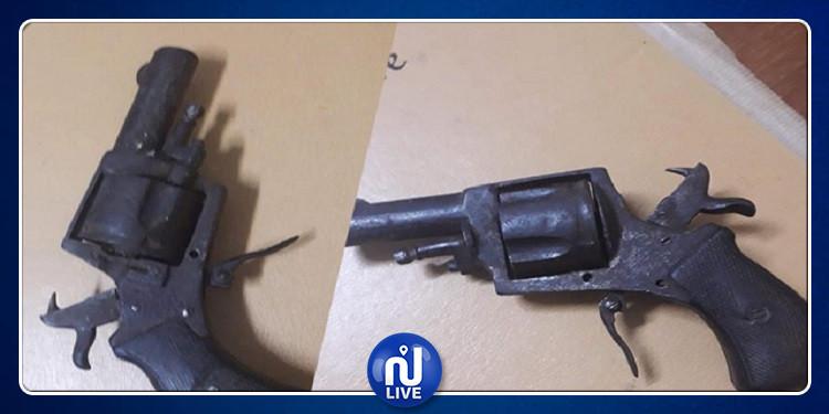 المنستير: العثور على مسدس يعود للحرب العالمية الثانية