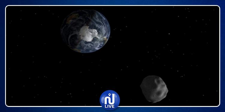 تحذير: كويكب يمر قرب الأرض غدا بسرعة كبيرة