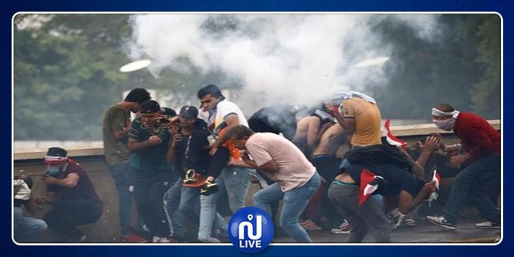 مقتل أكثر من 150 شخصا في الاحتجاجات بالعراق