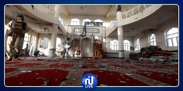 أفغانستان: مقتل أكثر من 20 شخصا بانفجار في مسجد شرقي البلاد