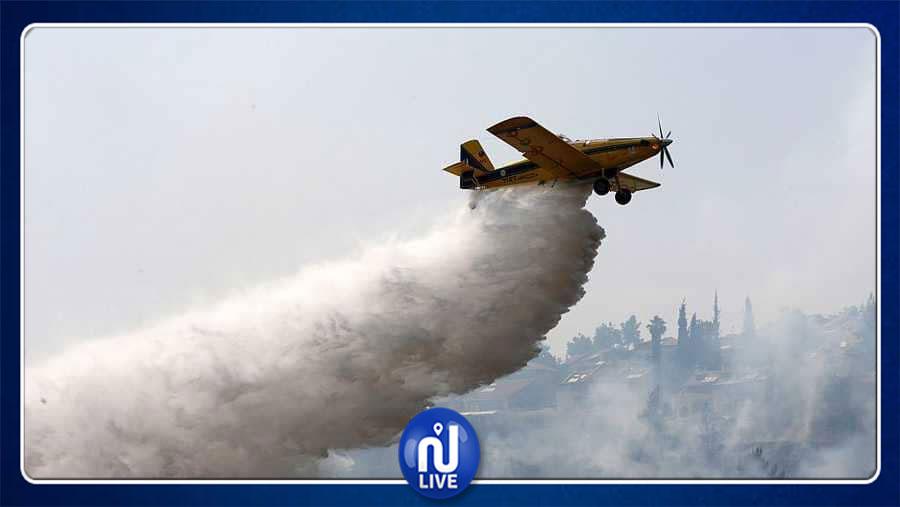 Face aux gigantesques incendies .. Le Liban appelle ses voisins à l'aide