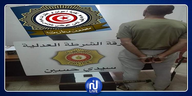 سيدي حسين: الإيقاع بأخطر مروّجي ''الزطلة'' بمعهد ثانوي(صور)