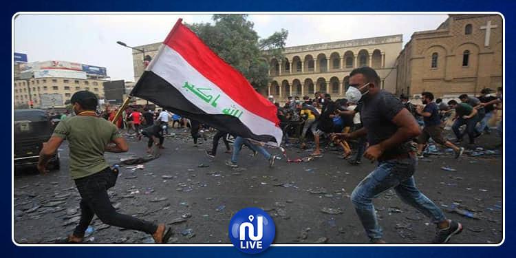 الأمم المتحدة: إنتهاكات خطيرة لحقوق الإنسان خلال الموجة الثانية لإحتجاجات العراق