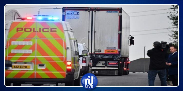 فرنسا: ضبط شاحنة على متنها 31 مهاجرا