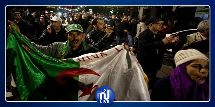 الجزائر: مظاهرات ليلية رفضا للانتخابات واعتقالات للمحتجين