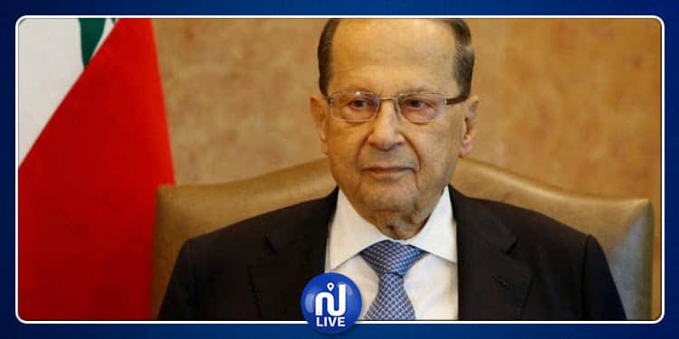 الرئيس اللبناني يجري إتصالات لتسهيل تشكيل الحكومة الجديدة