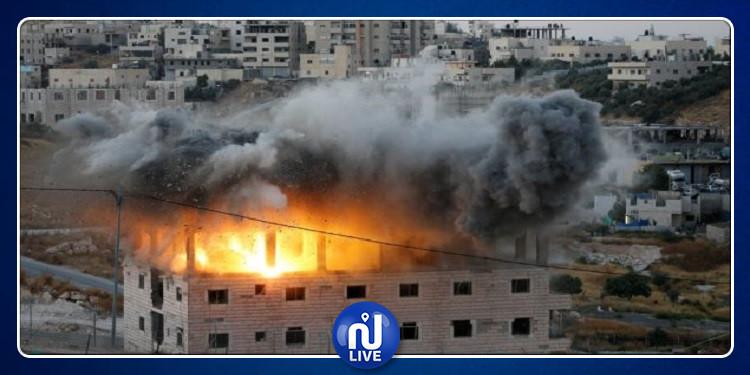تركيا تدين الغارات الصهيونية وتدعو المجتمع الدولي لحماية الفلسطينيين
