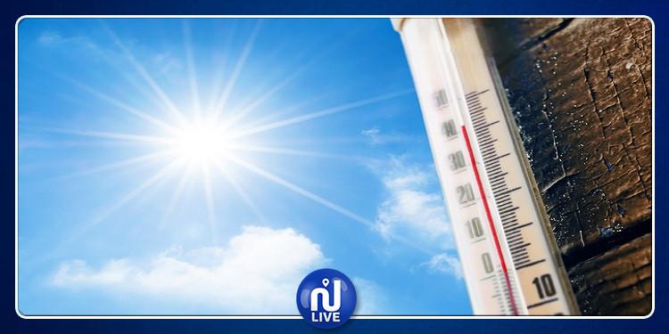 ارتفاع طفيف لدرجات الحرارة نهاية الأسبوع