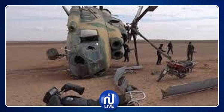 Afghanistan : le crash d'un hélicoptère entraîne la mort de deux soldats américains