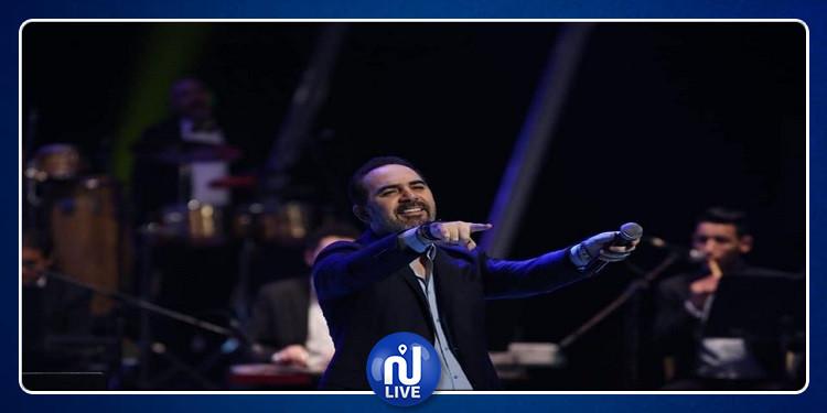 وائل جسار يجذب القلوب فى مهرجان الموسيقى العربية