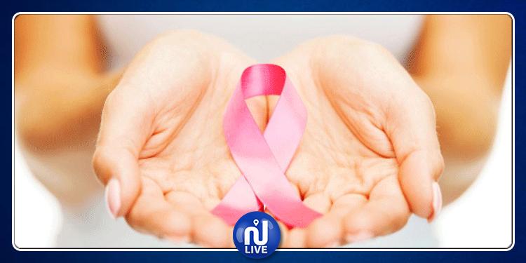 كاميرا تكشف إصابة إمرأة بسرطان الثدي !